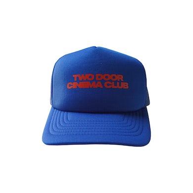 Two Door Cinema Club Logo Trucker Hat