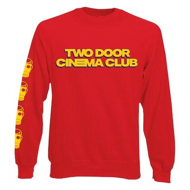 Two Door Cinema Club Gasmask Crewneck