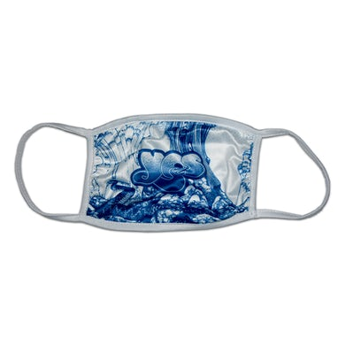 RELAYER Sublimated Face Mask