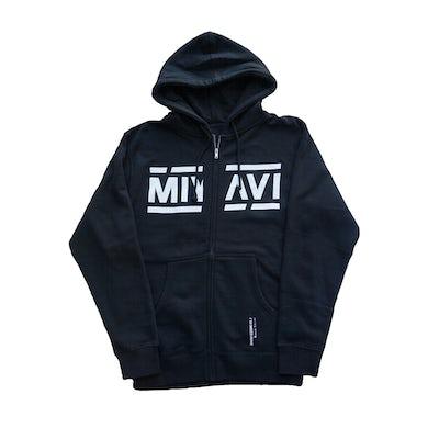 MIYAVI Name Zip Hoodie (Unisex)