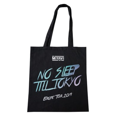 No Sleep Till Tokyo (Europe Tour 2019) Tote Bag