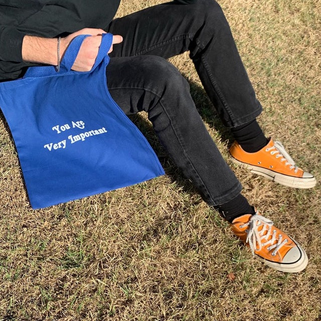 COIN You Are Important Tote