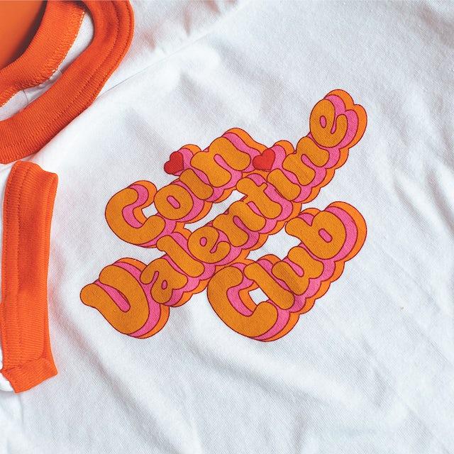 COIN Valentine Club Orange Ringer