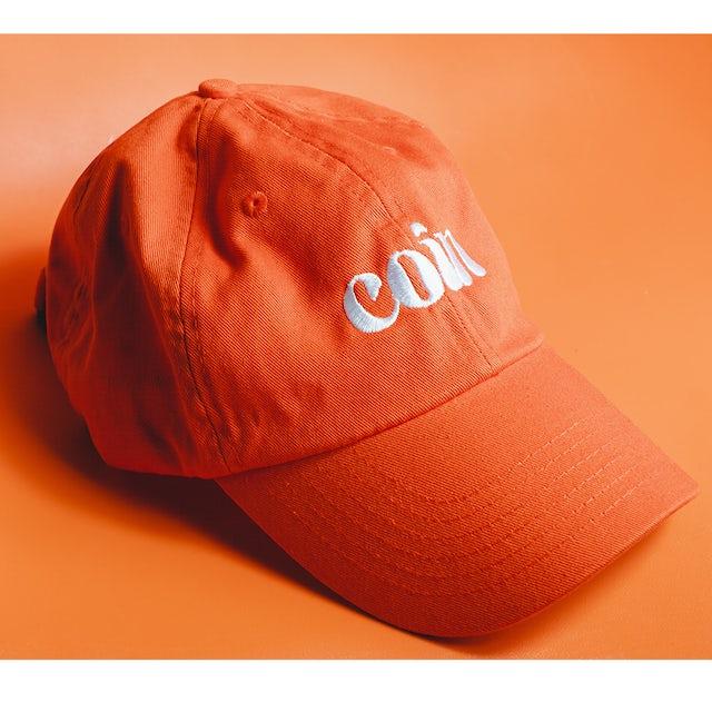COIN Orange Hat