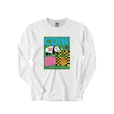 "COIN ""FAVORITES"" by Ryan Winnen Longsleeve"