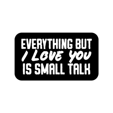 Andrea Gibson Everything But I Love You Patch