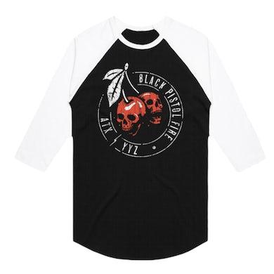 Black Pistol Fire Cherry Raglan