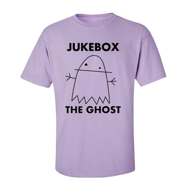 Jukebox The Ghost Lavender Ghostie Tee