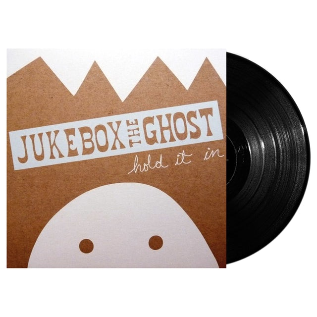 "Jukebox The Ghost Hold It In 7"" LP (Vinyl)"