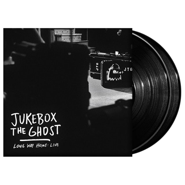 Jukebox The Ghost Long Way Home Live Double LP (Vinyl)