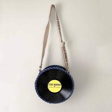 Michael Franti & Spearhead Handmade In Bali Vinyl Record Bag