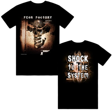 Fear Factory Shock Anniversary Tee [LIMITED]
