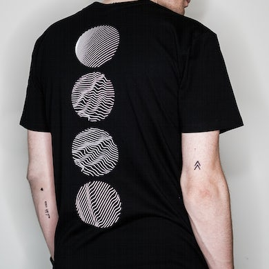 Line Stack Tee