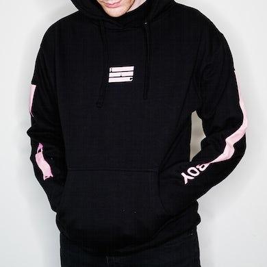 RAC Pink Bar Hoodie