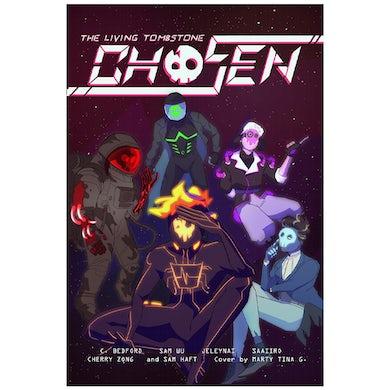 The Living Tombstone Chosen Comic Book