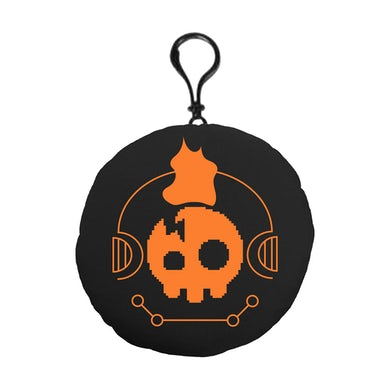 The Living Tombstone Plush Keychain