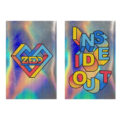 Inside Out Lenticular Poster [LIMITED PRE-ORDER]