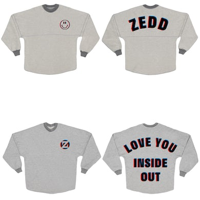 Limited Edition Inside Out Reversible 3D Sweatshirt [PRE-ORDER]