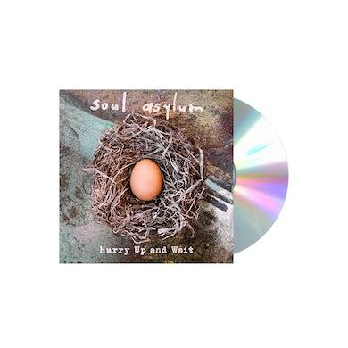 "Soul Asylum ""Hurry Up and Wait"" CD"