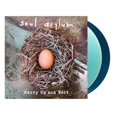 """Soul Asylum """"Hurry Up and Wait"""" Vinyl"""