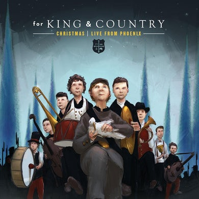 for KING & COUNTRY Christmas - Live From Phoenix (CD)