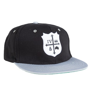 for KING & COUNTRY Crest Snapback Hat