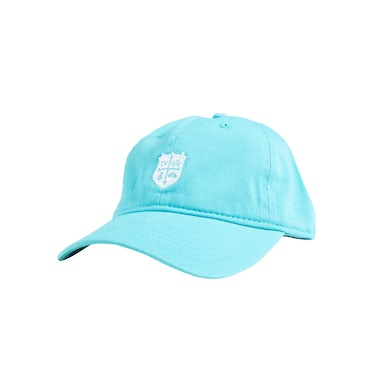 for KING & COUNTRY Teal Crest Dad Hat