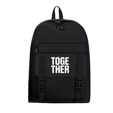 for KING & COUNTRY Together Black Backpack