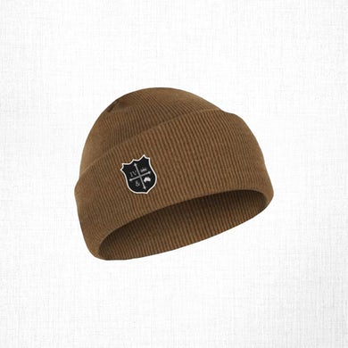 for KING & COUNTRY Brown Crest Beanie