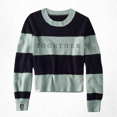 for KING & COUNTRY Together Striped Pullover