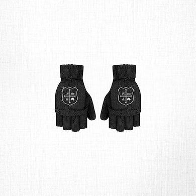 for KING & COUNTRY Black Crest Gloves