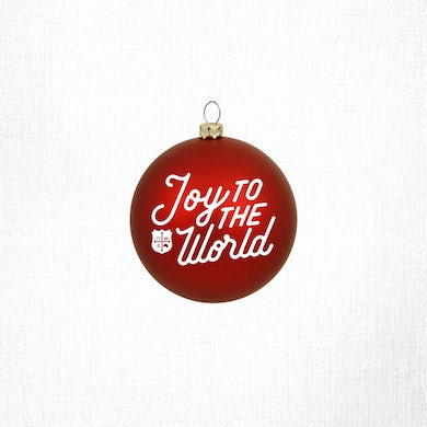 for KING & COUNTRY Joy To The World Ornament