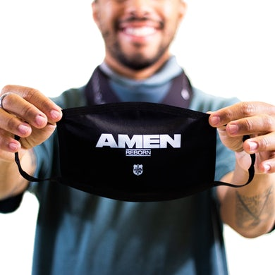 for KING & COUNTRY Amen Face Mask