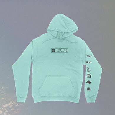 for KING & COUNTRY Relate Hoodie