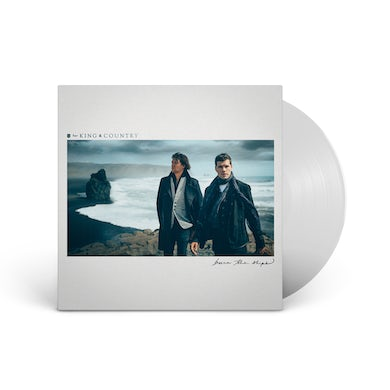 for KING & COUNTRY Burn The Ships - Vinyl