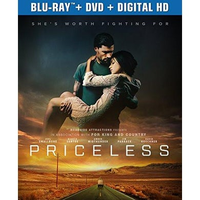 for KING & COUNTRY Priceless The Movie Blu-Ray