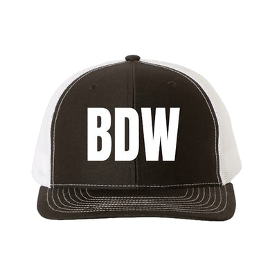 Big Daddy Weave BDW Trucker Hat
