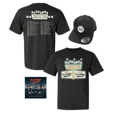Drive-In Theater Tour Merchandise Bundle
