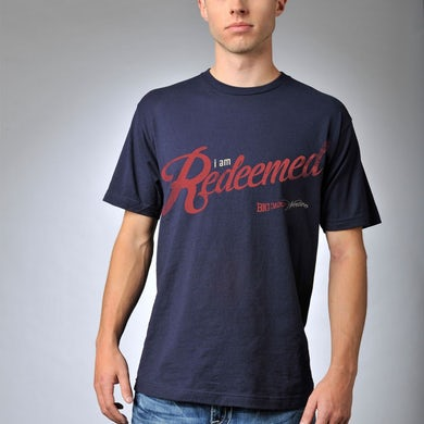 Big Daddy Weave Navy Redeemed Shirt