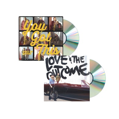 You Got This & Love & The Outcome Album Bundle