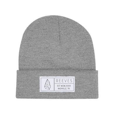 Sarah Reeves Patch Beanie