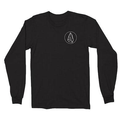 Sarah Reeves Long Sleeve Black Opal T-Shirt