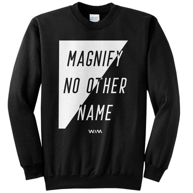 We Are Messengers Magnify Box Sweatshirt