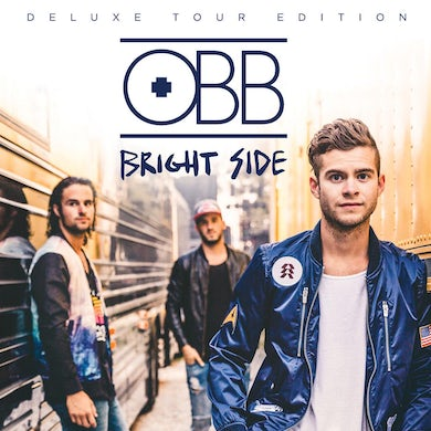 OBB Band Bright Side CD -- Tour Edition