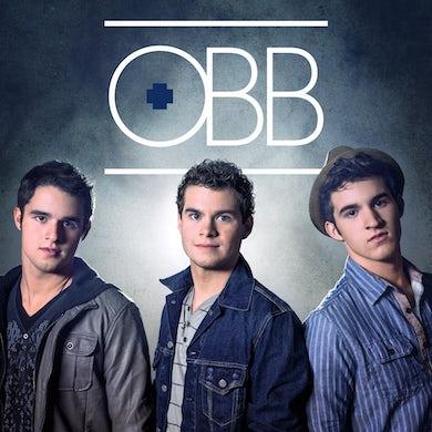 OBB Band Self-Titled EP (Vinyl)