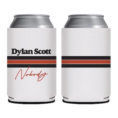 Dylan Scott White Nobody Striped Koozie