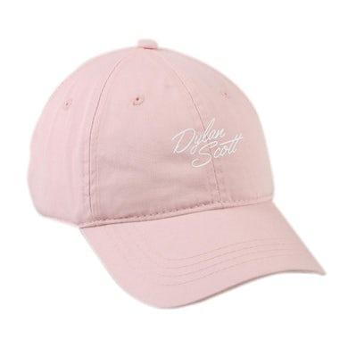Dylan Scott Dyland Scott Pink Adjustable Hat