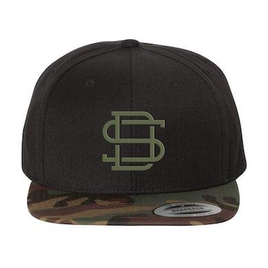 Dylan Scott Camo Snapback Hat