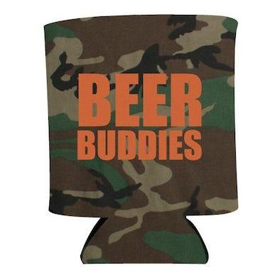 Dylan Scott Beer Buddies Koozie - Camo
