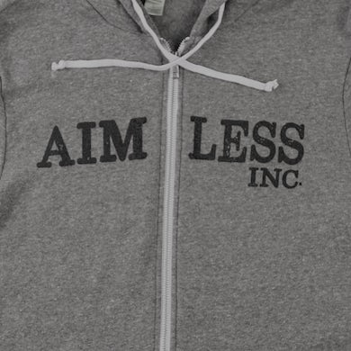 Todd Snider Aimless Zip Hoodie